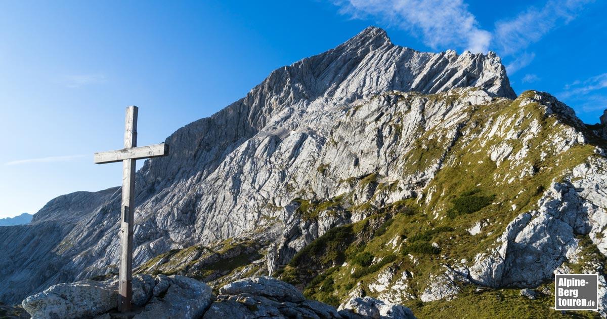 Klettersteig Alpspitze : Alpspitze über alpspitz ferrata bergtour klettersteig info