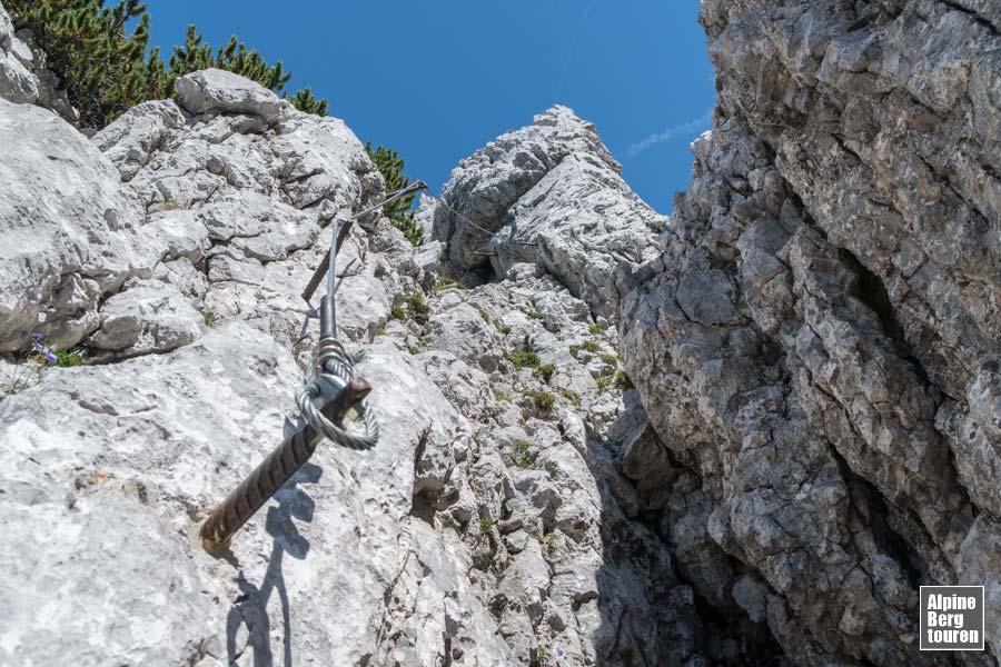 Lärcheck (Lärchegg) - Normalweg | Bergtour - Bilder