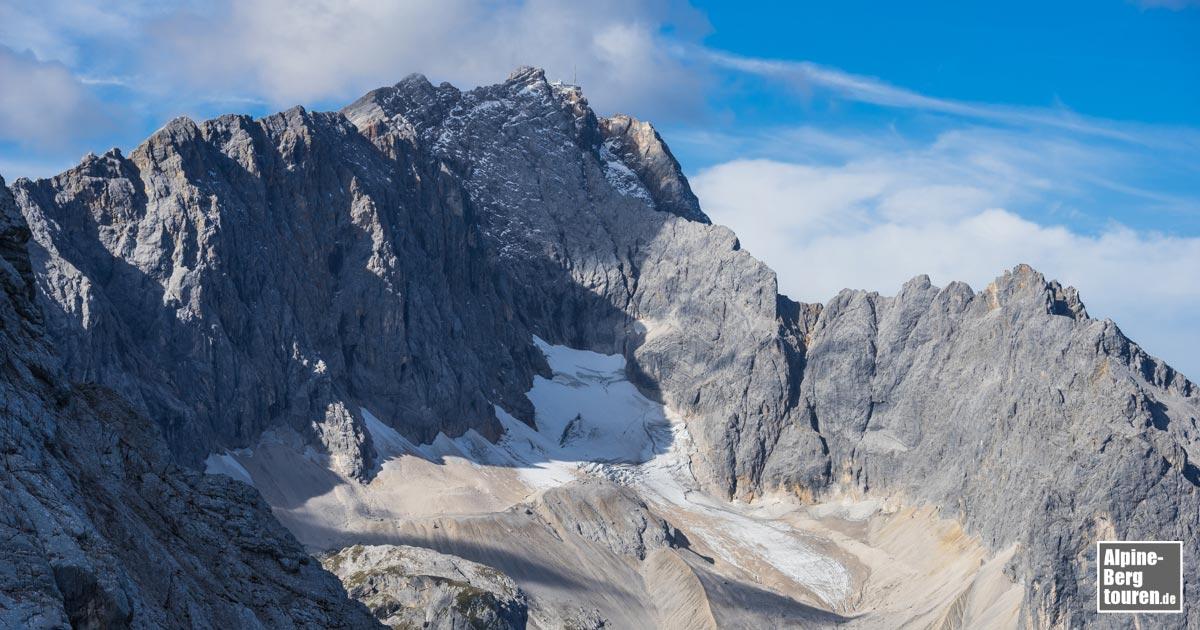 Klettersteig Höllental : Zugspitze über höllental bergtour klettersteig info