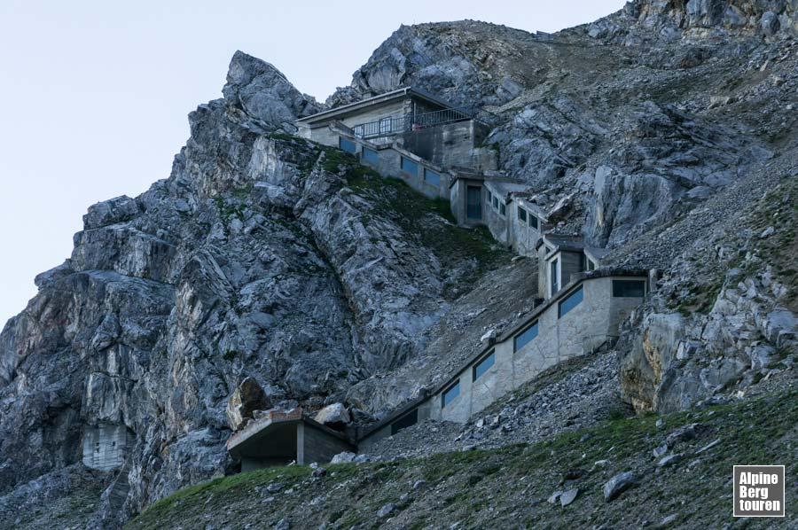 Klettersteig Stopselzieher : Zugspitze über stopselzieher bergtour klettersteig bilder